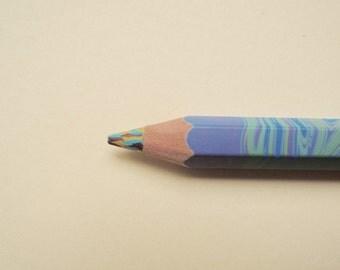 Magic pencil. Tropical.