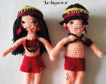 Venezolanitos(Indigenas)