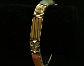 60's Sem1 Precious Stone Bracelet                VG2071