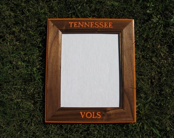 Tennessee Vols Picture Frame