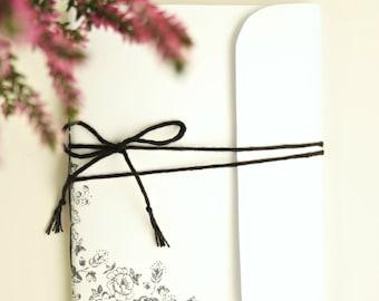 Travel Notebook * Botanical Journal * Plant Journal * Botany * Nature * Small Journal * Pocket Journal * Blank Notebook * Minimalist * Gift