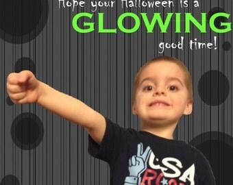 15 Glowing Good Time Halloween