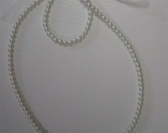 Child's Pearl Necklace/Bracelet