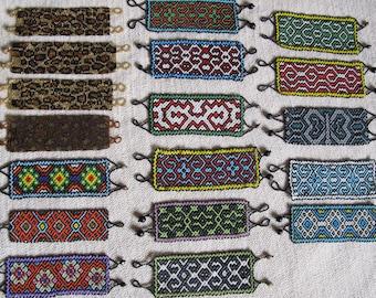 Sacred Medicine Shipibo Bracelets