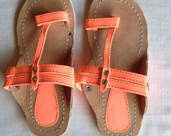 Children sandals,Coral Sandals,Childrens handmade sandals,kids shoes,sandals for baby girls,gifts for girls,kids stuff,baby sandals,