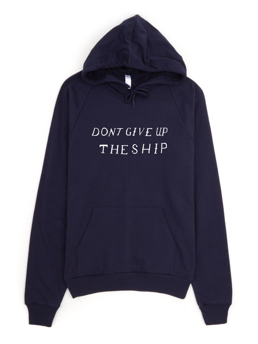 Don't Give Up The Ship Commodore Perry Battle Flag Hoodie