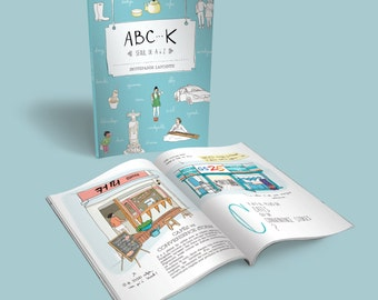 ABC - K, Seoul from A to Z - primer on Seoul! French