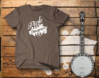 Pick Bluegrass T-Shirt
