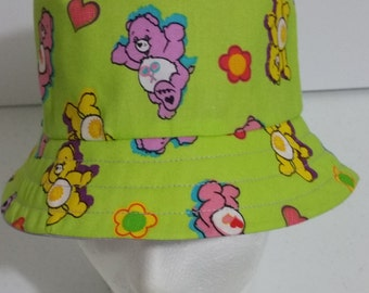 Baby Reversible Sun/Bucket Hat Size 6-12 Months
