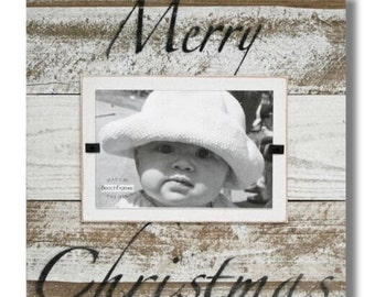 Christmas Picture Frame 4x6