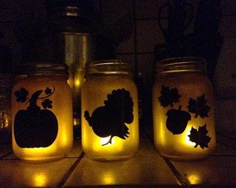 Fall/ Thanksgiving Lanterns