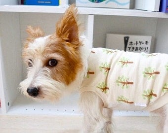 Dog Clothes Anti-Mosquito「Tree」