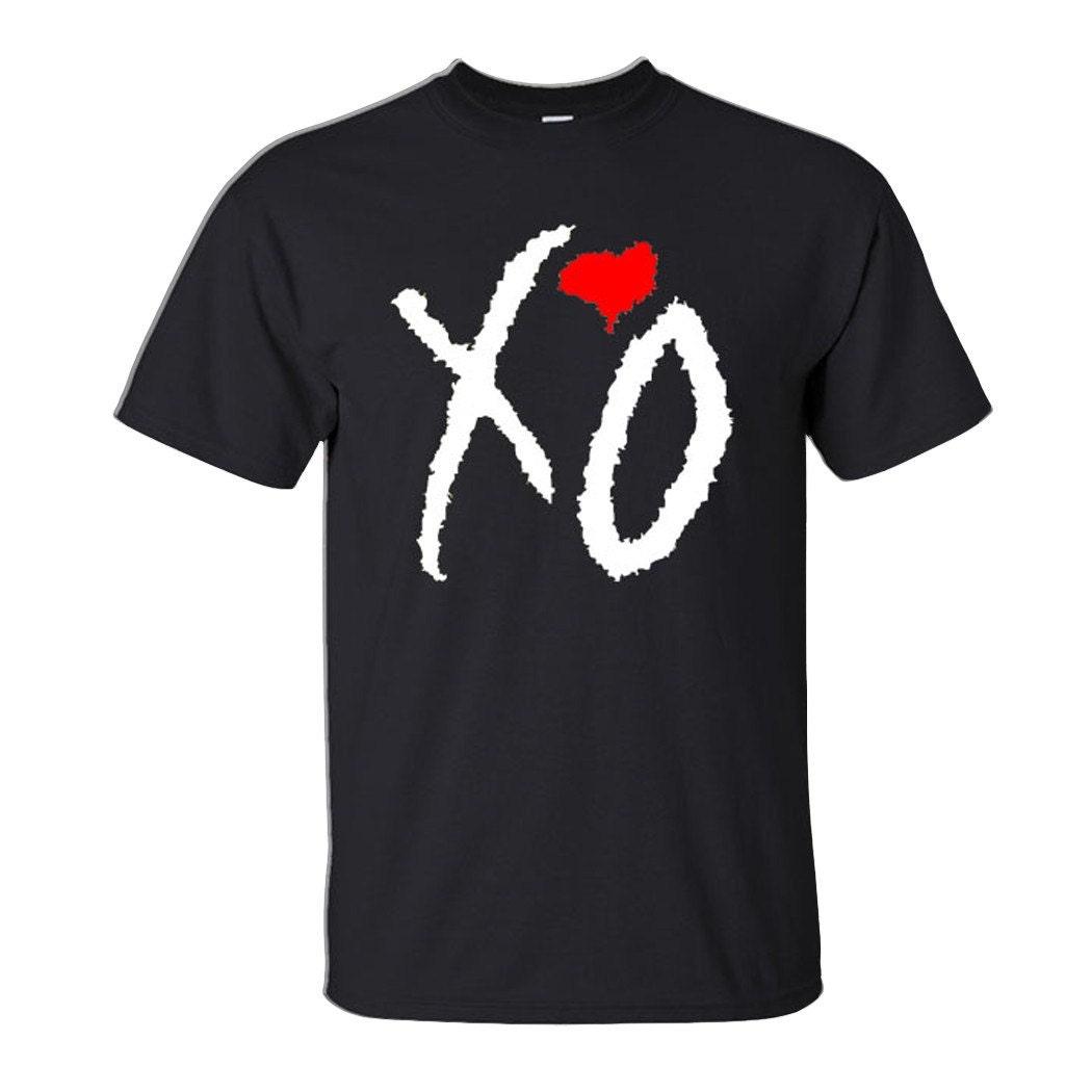 xo the weeknd tshirts by prodreamdesign on etsy