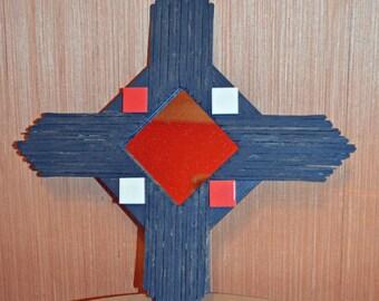 Wooden Decorative Mirror- 2 (a set)