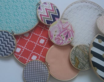 EMBROIDERY HOOPS- accents