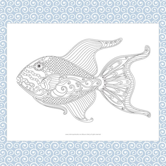 triggerfish coloring pages - photo#19
