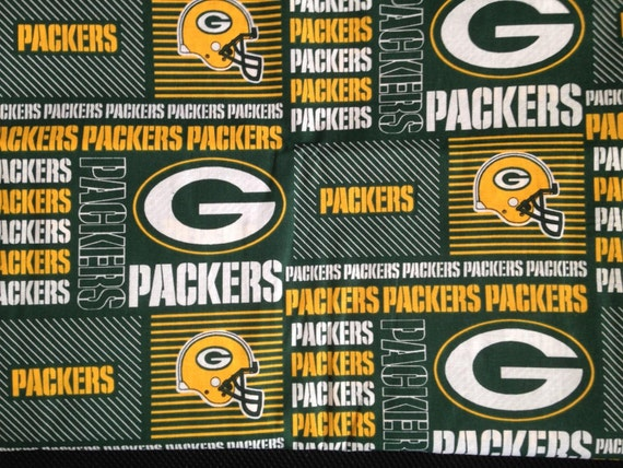 Items Similar To Valance Curtain Panel Matching Pillow Green Bay Packers On Etsy