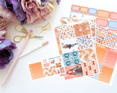 CCL Vertical Weekly Kit -- Matte Planner Stickers