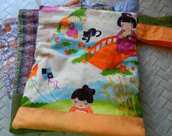 Small Magnetic Knitting Bag
