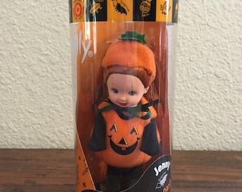 Halloween Kelly Doll / Jenny Dressed as a Pumpkin / New in Package
