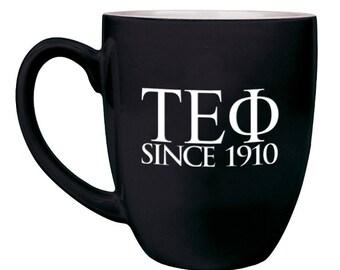 Tau Epsilon Phi Bistro Mug