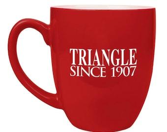 Triangle Bistro Mug