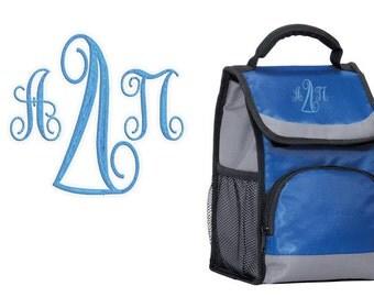 Alpha Delta Pi Lunch Cooler Bag