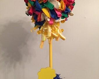 Ballon centerpiece / party decor