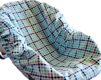Infant Car Seat Cover, Baby Car Seat Cover, Carrier Cover, Infant Seat Cover, Carseat Slip Cover