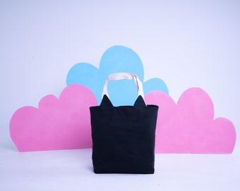 unique black cat tote bag related items etsy