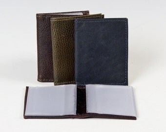 Picture Card Wallet