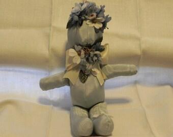 """Collectible """"Flora Dora"""" doll"""