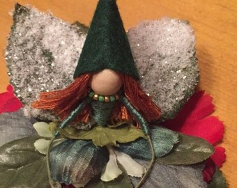 Christmas Elf Faerie