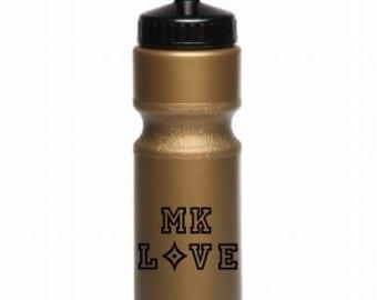 MK Love Waterbottle
