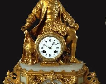 Table clock S.Marti