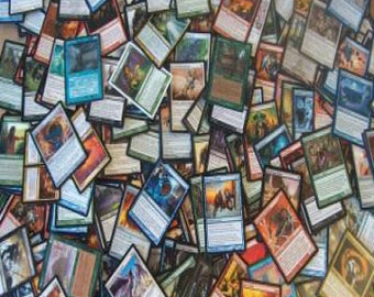 200 Magic the Gathering Cards Lot!