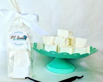Handmade Gourmet Marshmallows - Vanilla Bean - Marshmallow - All Natural