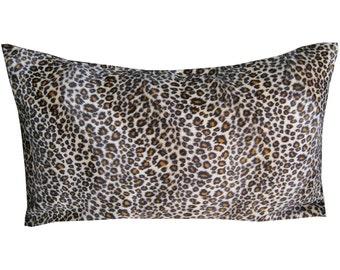 Animal Print Throw Pillows, Throw Pillow Covers, Decorative Pillow Covers, Pillow Covers, Couch Pillow Covers, Sofa Pillow Covers