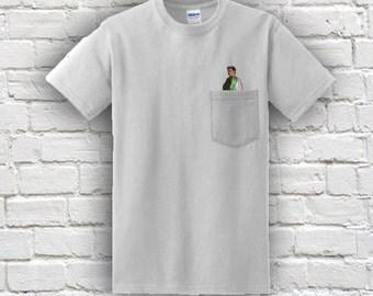 Niall Horan Pocket T-Shirt