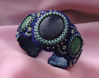 "Bracelet ""From the sea foam"""