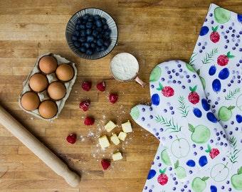 Garden Fruit Oven Glove