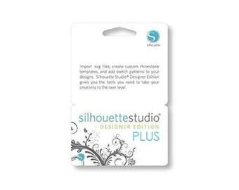 Silhouette Studio Basic Edition to Designer Edition PLUS Digital Upgrade Code- Emailed