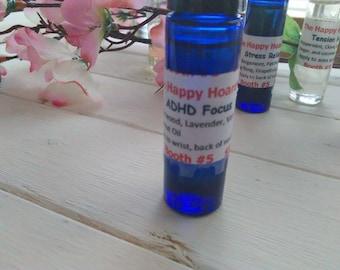 ADHD Focus Essential Oil Blend