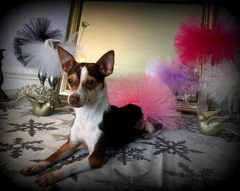 Dog Tutu, Pink Dog Tutu, Puppy Tutu, Dog Clothes, Dog Costume, Dog Skirt, Pet Tutu, Dog Clothes, Dog Clothing, Pink Dog Clothes, Pink Tutu