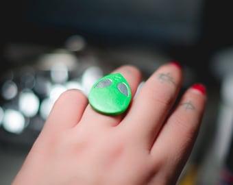 Adjustable Alien Ring