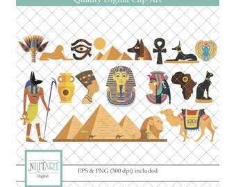 Egypt clipart , Pyramid clipart, vector graphics, Camel clipart, digital clipart, digital images -  CL 146