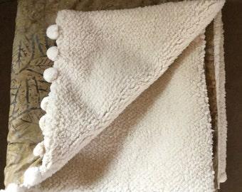 Hippie Baby Batik Blanket