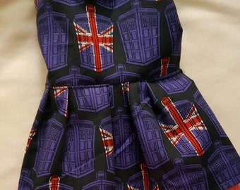Doctor Who Dog Dress
