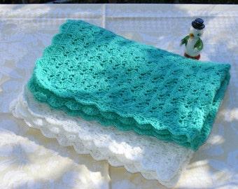 Baby Blanket in Crochet