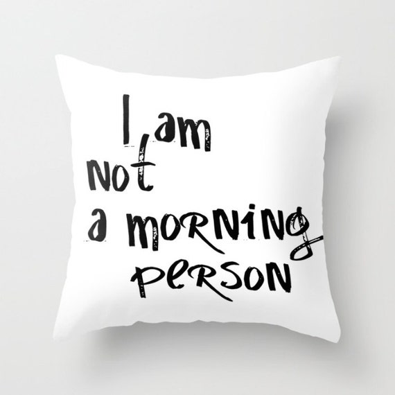 Funny Pillow Cases Funny Pillow Throw Pillow Cover Pillows